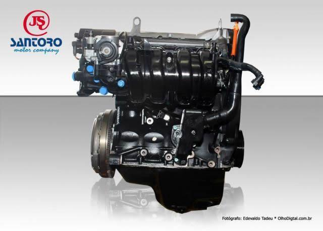 MOTOR VW MI 1.0 16V NOVO COMPLETO.