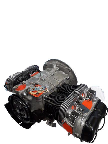MOTOR VW 1600 NOVO PARCIAL INJEÇÃO. (MONTADO PELA JS SANTORO).