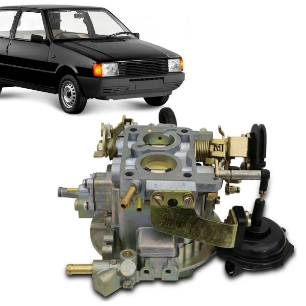 Carburador Uno Mille Tldf 1.0 Gasolina 1991 A 1994.