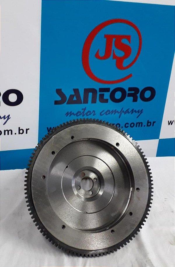 Volante Do Motor Vw Fusca 67 Á 69 1300 - 109 Dentes.