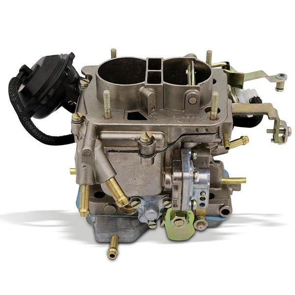 Carburador Mecar Novo  Uno Premio Elba 1.5 Álcool 1987 1988 1989