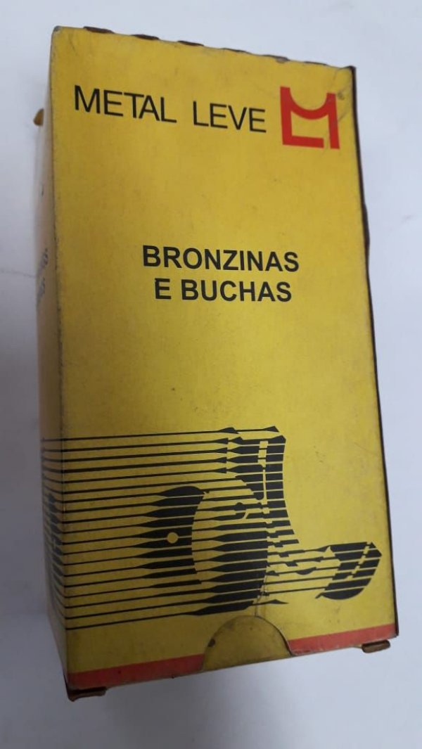 BRONZINA MANCAL SPA 0.75 - SBC452J075 METAL LEVE