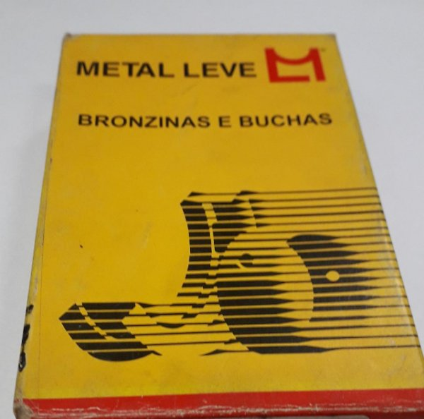 BRONZINA BIELA  - SBB185J METAL LEVE OPALA/CARAVAN