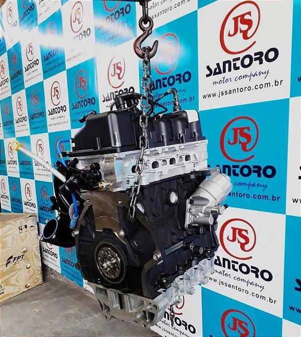 MOTOR FIAT NOVO ZERO 1.6 16V PUNTO / PALIO WEEKEND TREKKING