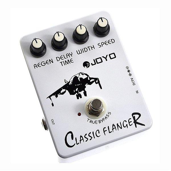 Pedal de efeito Joyo Classic Flanger