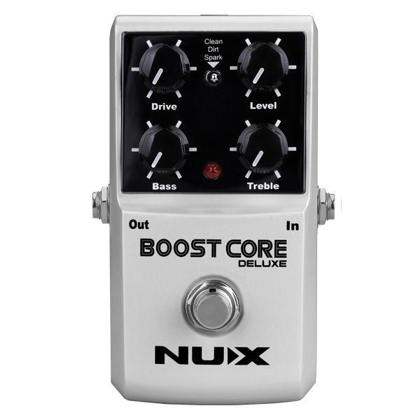 Pedal de Efeito Nux Boost Core deluxe