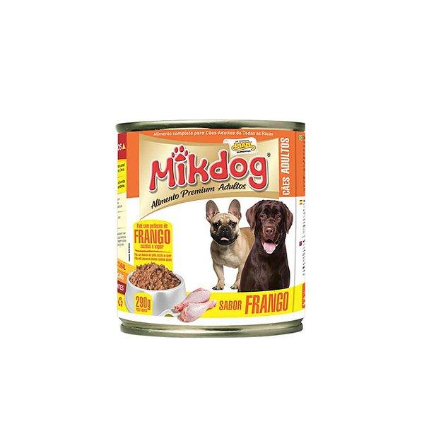 Patê Mikdog Frango 290g