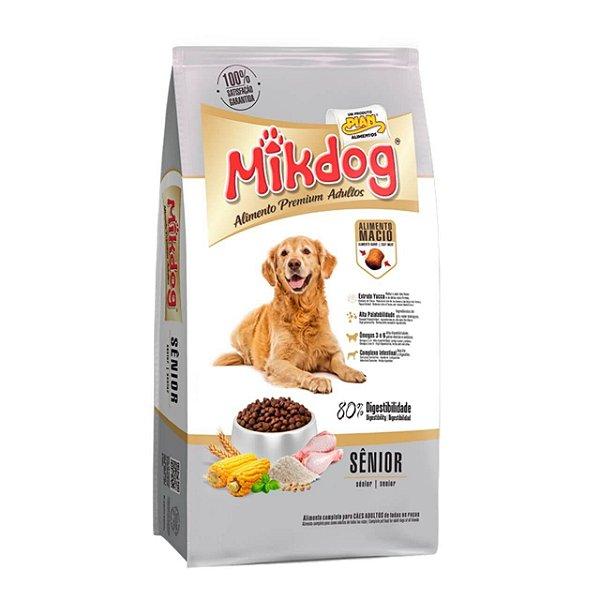 Ração Mikdog Senior Premium