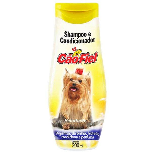 Shampoo e Condicionador Cão Fiel Hidratante 200ml