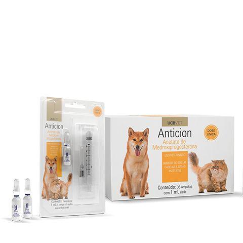 Anti-Cio AntiCion Cães e Gatos UCB Injetável