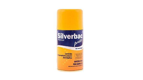 Spray Antisséptico Prata Mata Bicheira Silverbac