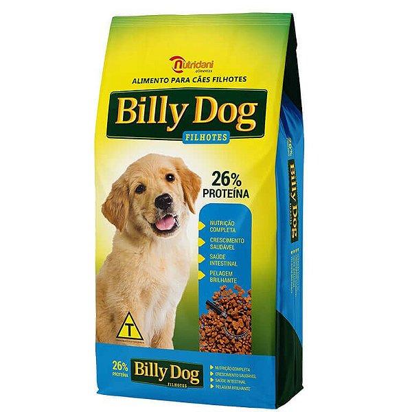 Ração Billy Dog Filhotes