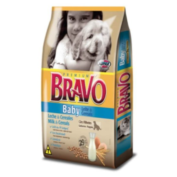 Ração Bravo Baby Premium