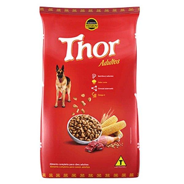 Ração Thor Cães Adultos Sabor Carne Premium
