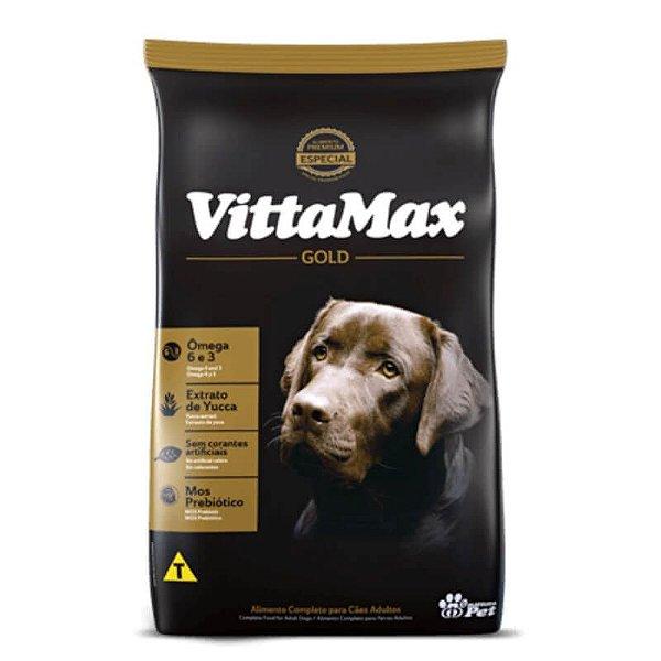 Ração VittaMax Gold Adultos Premium Especial