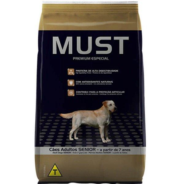 Ração Must Cães Adulto Senior Premium Especial