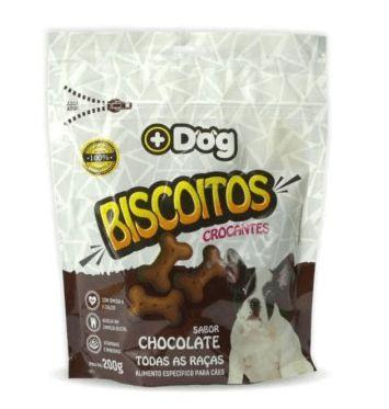 Biscoito +Dog Todas as Raças 200g