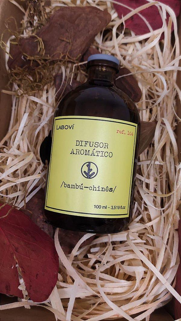 Difusor Aromático - Bambu-chinês