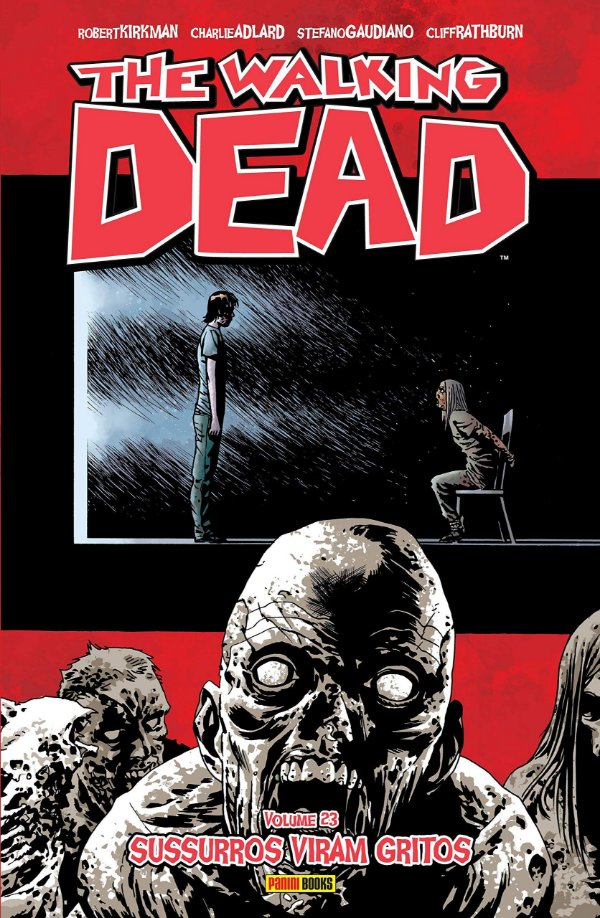 The Walking Dead: Sussurros Viram Gritos - Volume 23