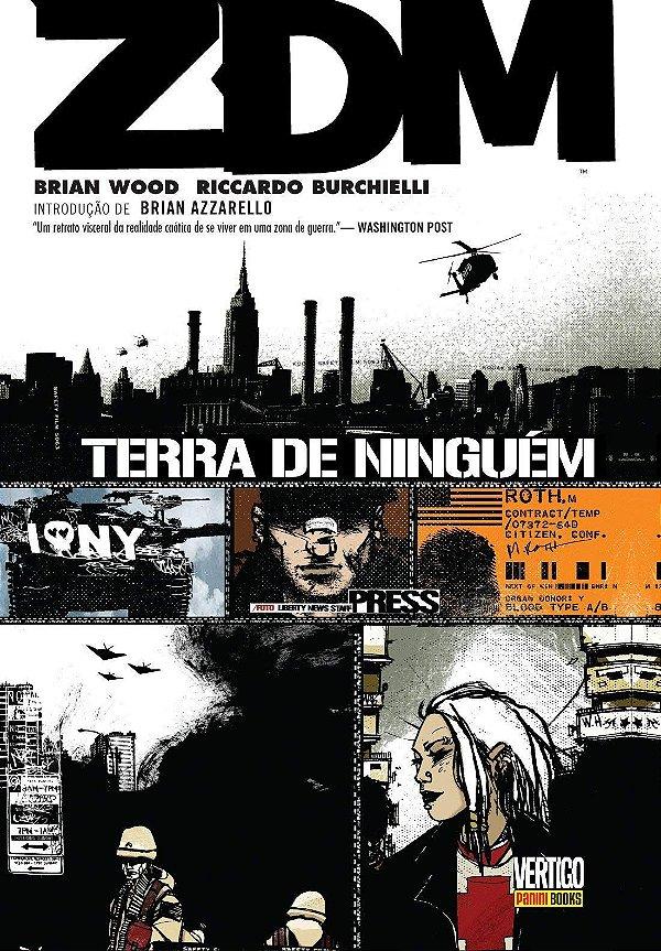 ZDM: Terra de Ninguém - Volume 1