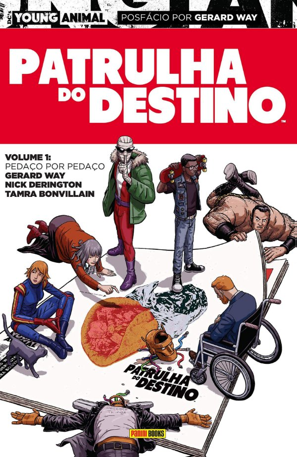 Patrulha do Destino - Volume 1