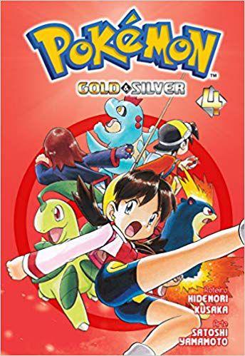 Pokémon Gold e Silver - Edição 4
