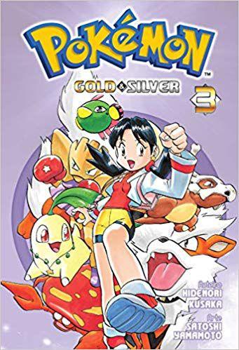 Pokémon Gold e Silver - Edição 3