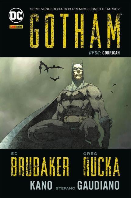 Gotham DPGC - Corrigan