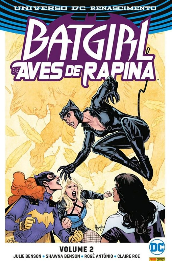 Batgirl e as Aves de Rapina - Volume 2