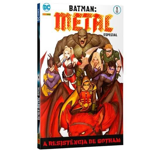 Batman - Metal Especial - Volume 1