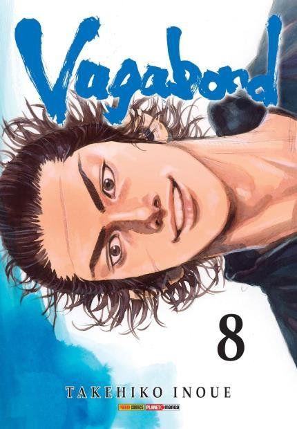 Vagabond - Edição 8