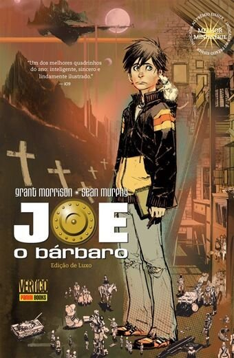 Joe: O Bárbaro