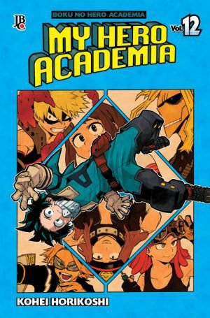 My Hero Academia - Volume 12