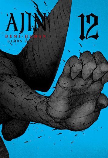 Ajin - Edição 12