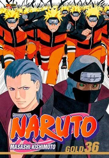 Naruto Gold - Edição 36