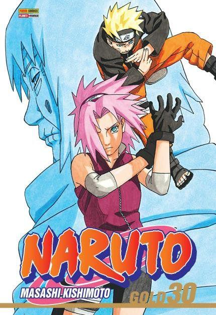 Naruto Gold - Edição 30