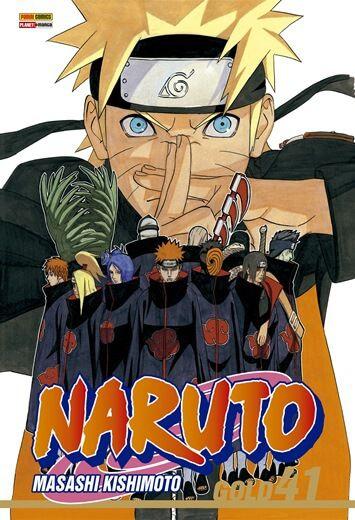 Naruto Gold - Edição 41