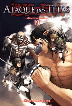 Ataque dos Titãs - Edição 19