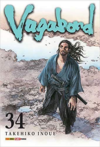 Vagabond - Edição 34