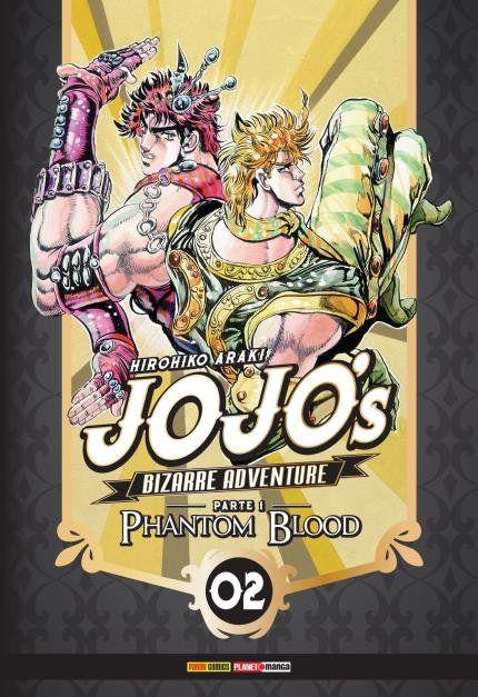 Jojo's Bizarre Adventure - Edição 2