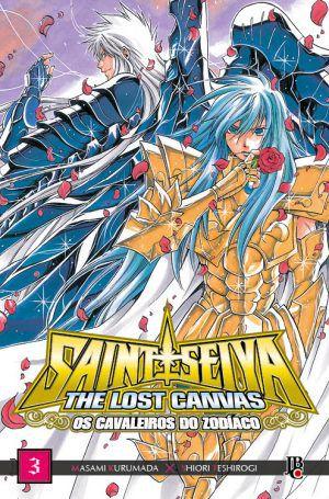 Cavaleiros do Zodíaco - The Lost Canvas - Edição 03