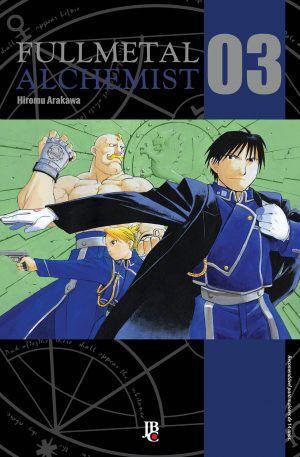 Fullmetal Alchemist - Edição 03