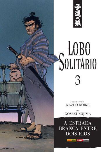 Lobo Solitário - Edição 03