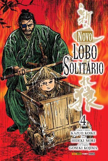 Novo Lobo Solitário - Edição 4
