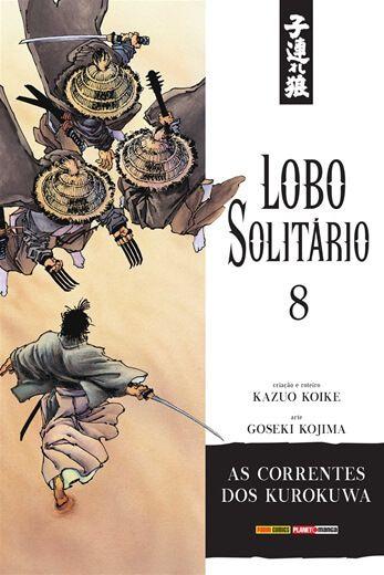 Lobo Solitário - Edição 8