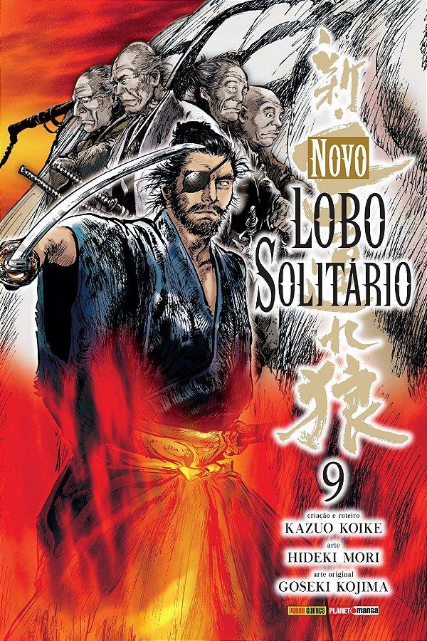 Novo Lobo Solitário - Edição 9