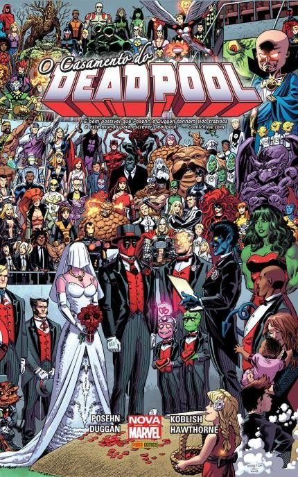 O Casamento do DeadPool