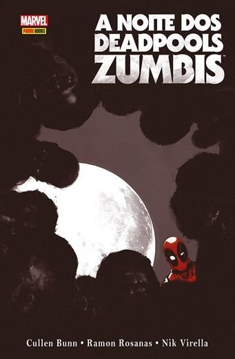 A Noite dos DeadPools Zumbis
