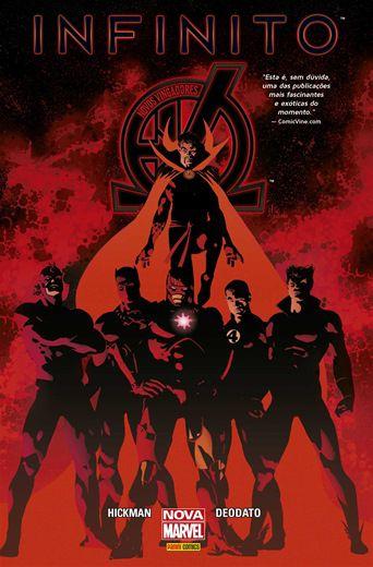 Os Novos Vingadores - Infinito