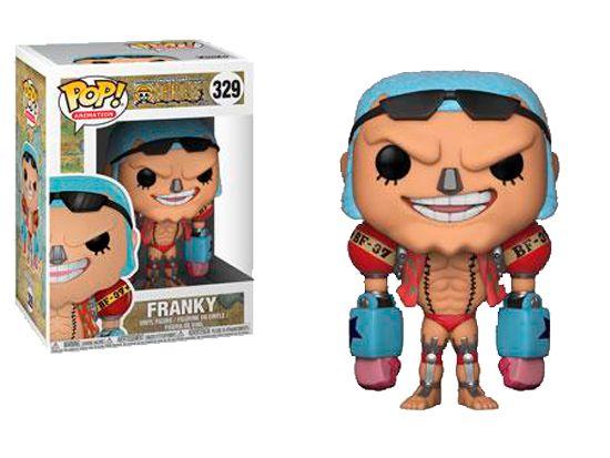 Pop Franky: One Piece
